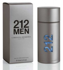 Carolina Herrera 212 Men - 100ml