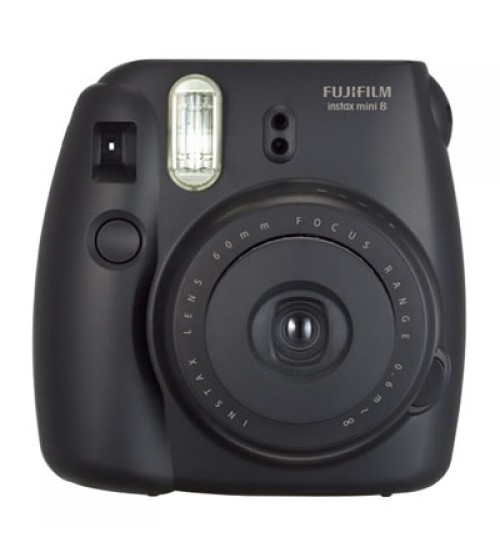 Fujifilm Instax Mini 8 (Black)