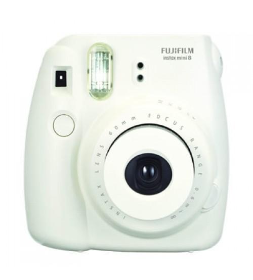 Fujifilm Instax Mini 8 (White)