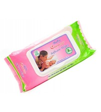 Baby Wet Wipes 80s With Cap