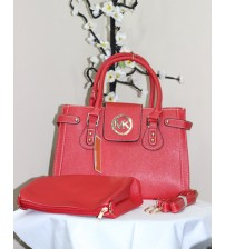 Red MK Ladies Bag