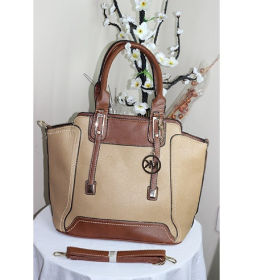Biscuit Coffee MK Ladies Bag