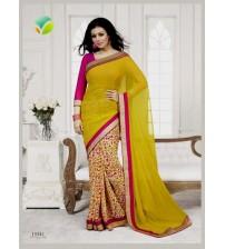 Vinay Sheesha Shiffon Sharee -15541