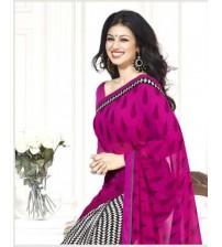 Vinay Sheesha Shiffon Sharee -15542
