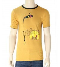 Trafic Signal Yellow T-shirt
