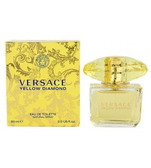 Versace Yello Diamond Women