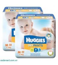 Huggies Dry Pants M 22s(5-10kg)