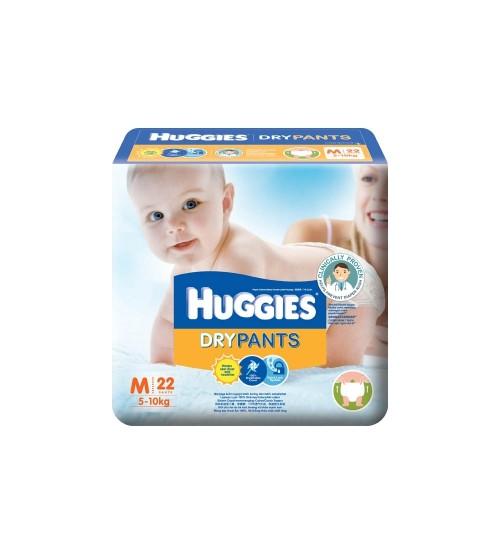 Huggies Dry M 22s(5-10kg)