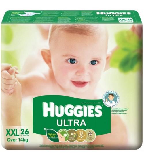 Huggies Ultra XXL 26s(Over 14kg)