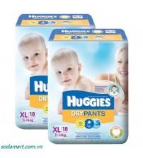 Huggies Dry Pants X L18s(11-16kg)
